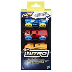 Nerf Nitro 3 coches