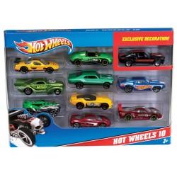 Hot Wheels Pack de 3 vehículos