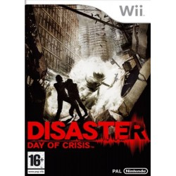 Juego Wii Disaster Day of Crisis