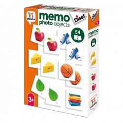 Memo photo objetos