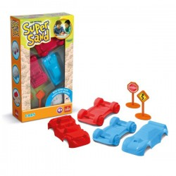 Super Sand moldes coches y arena