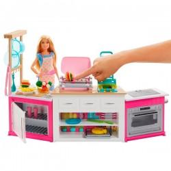 Barbie cocina Quiero ser superchef