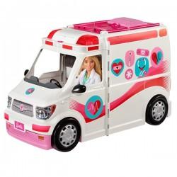 Barbie ambulancia de mascotas