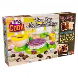 Kids Cook ositos de choconubes