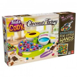 Kids Cook Fábrica choco nueces