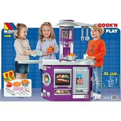 Cocina con planchador