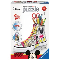 Puzzle 3D Sneaker Mickey