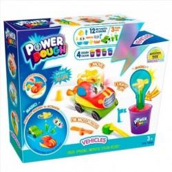 Kit vehículos Power Dough