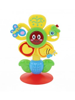 Flor infantil con sonidos