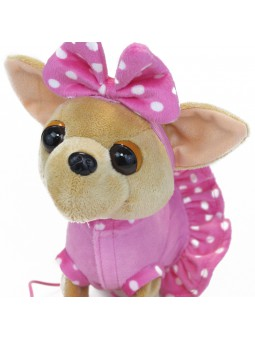 Perro Chihuahua interactivo