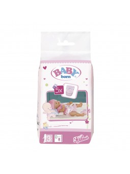 Baby born pack pañales