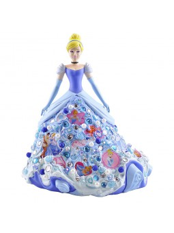 Deco Frenzy hucha princesas