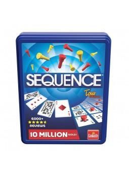 Sequence caja metálica
