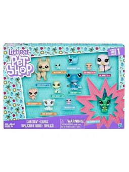 Littlest pet Shop pack surtido