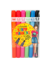 Top Model Stamp Markers