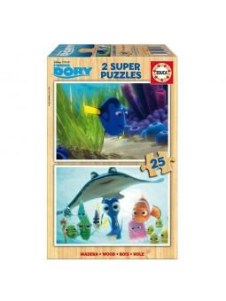 Puzzle 2x25 Buscando a Dory
