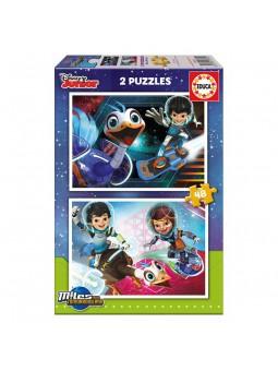 Puzzle 2x48 Miles del futuro