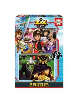 Puzzle 2x48 Zak Storm