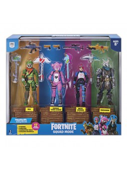 Fortnite - Pack 4 Figuras...
