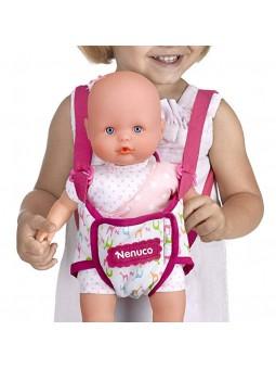 Nenuco porta bebés