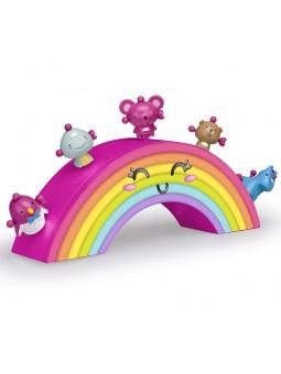 Ziwies arco iris con 5...