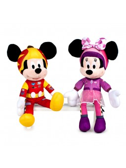 Mickey y los superpilotos...