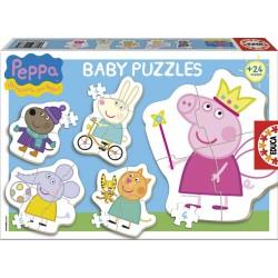 Baby Puzle Peppa Pig