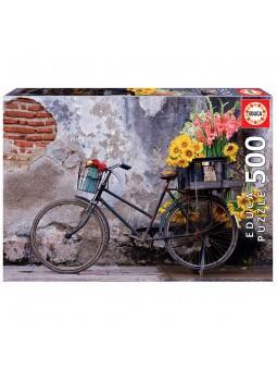 Puzzle 500 Bicicleta con...