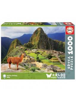 Puzzle 1000 Machu Picchu, Perú