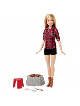 Barbie hoguera destellos