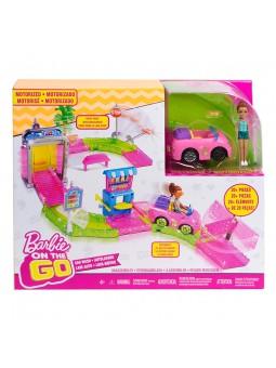 Barbie mini túnel de lavado