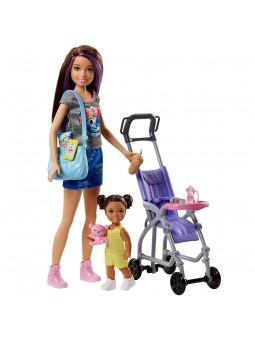 Barbie Muñeca Skipper hermana de Barbie