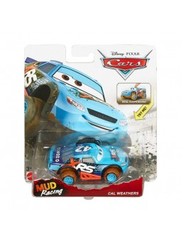 Cars XRS Diecast Cal Weathers