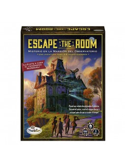 Escape the room Mistery
