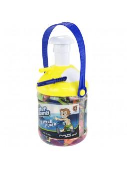 Hinchador globos agua con 300 globos