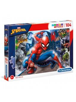 Puzzle 104 Spider-man