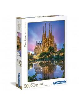 Puzzle 500 Sagrada família...