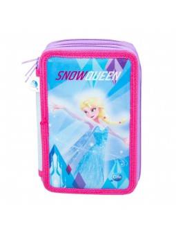 Estuche Triple Frozen