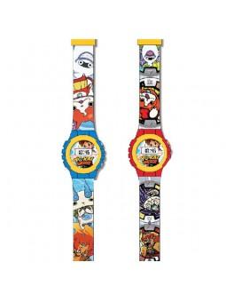 Reloj digital Yo-Kai