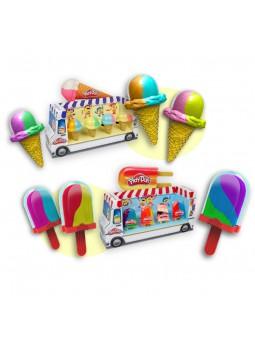 Play-doh moldea tu helado