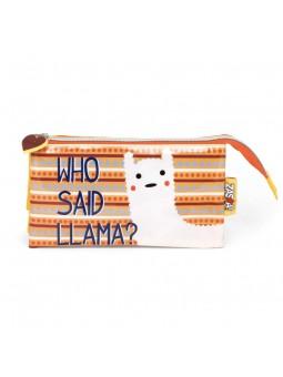 Portatodo triple Llama