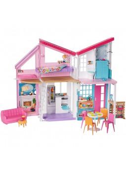 Barbie casa Malibú