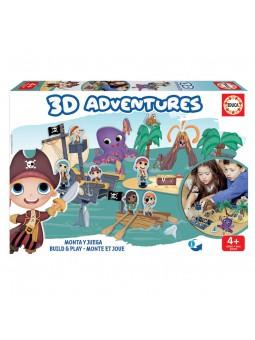 3D Adventures Piratas...