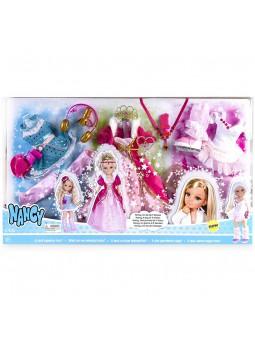 Nancy vestidos 3 deseos