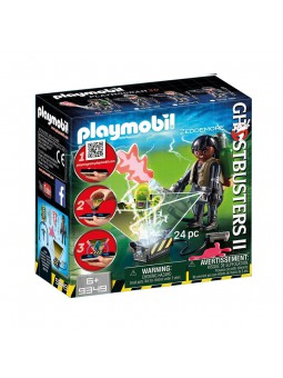 PLAYMOBIL® Ghostbusters II Winston Zeddemore