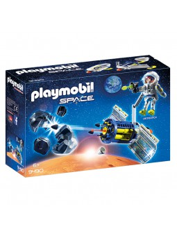 PLAYMOBIL® Satélite con Láser para los Meteoritos