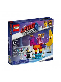 LEGO® Movie Se Presenta la Reina Soyloque Quiera