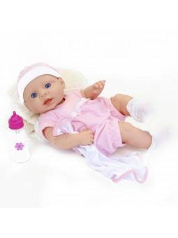 Muñeca New Born con accesorios