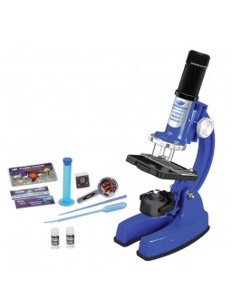 Maletín microscopio 48 piezas