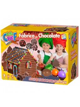 Cefachef: Fábrica de chocolate